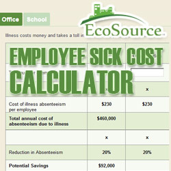 Sick Cost Calculator