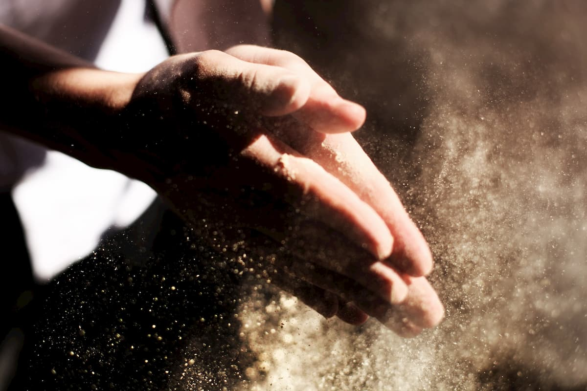 Hands and Dust